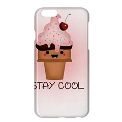 Stay Cool Apple Iphone 6 Plus/6s Plus Hardshell Case by ZephyyrDesigns