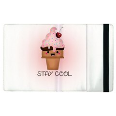 Stay Cool Apple Ipad Pro 12 9   Flip Case by ZephyyrDesigns