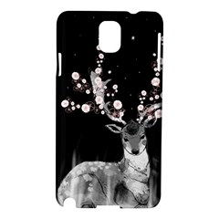 Deer Samsung Galaxy Note 3 N9005 Hardshell Case by ZephyyrDesigns