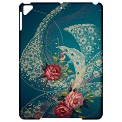 Rich Pattern Flower Apple Ipad Pro 9 7   Hardshell Case by goodart