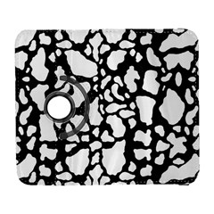 Black White Cow Print Galaxy S3 (flip/folio)