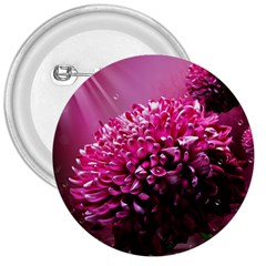 Majestic Flowers 3  Buttons