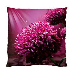 Majestic Flowers Standard Cushion Case (two Sides)