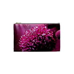 Majestic Flowers Cosmetic Bag (small)