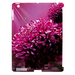 Majestic Flowers Apple Ipad 3/4 Hardshell Case (compatible With Smart Cover)