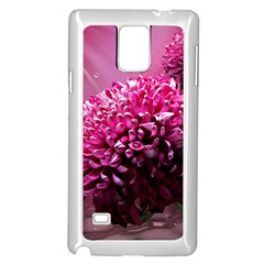 Majestic Flowers Samsung Galaxy Note 4 Case (white)