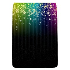 Colorful Space Rainbow Stars Flap Covers (l)