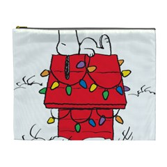 Peanuts Snoopy Cosmetic Bag (xl)
