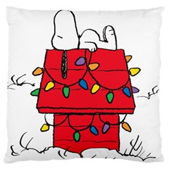 Peanuts Snoopy Large Cushion Case (two Sides)