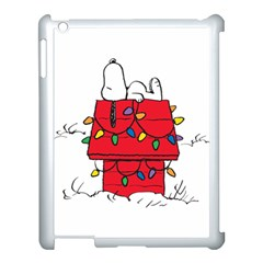 Peanuts Snoopy Apple Ipad 3/4 Case (white)