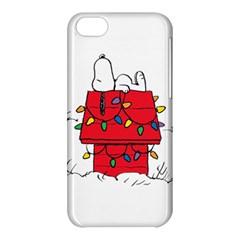 Peanuts Snoopy Apple Iphone 5c Hardshell Case