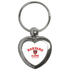 Harvard Alumni Just Kidding Key Chains (heart)