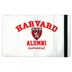 Harvard Alumni Just Kidding Apple Ipad 2 Flip Case