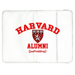 Harvard Alumni Just Kidding Samsung Galaxy Tab 7  P1000 Flip Case