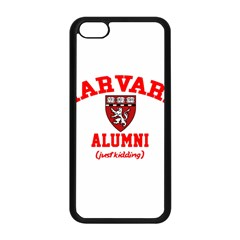 Harvard Alumni Just Kidding Apple Iphone 5c Seamless Case (black)