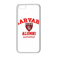 Harvard Alumni Just Kidding Apple Iphone 5c Seamless Case (white) by Samandel