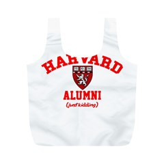 Harvard Alumni Just Kidding Full Print Recycle Bags (m)