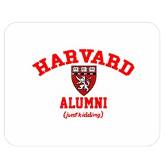 Harvard Alumni Just Kidding Double Sided Flano Blanket (medium)