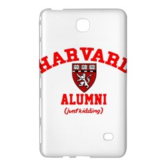 Harvard Alumni Just Kidding Samsung Galaxy Tab 4 (7 ) Hardshell Case