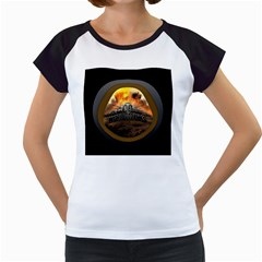World Of Tanks Wot Women s Cap Sleeve T