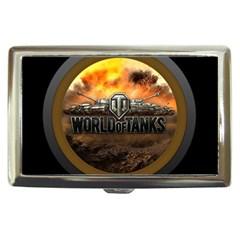 World Of Tanks Wot Cigarette Money Cases