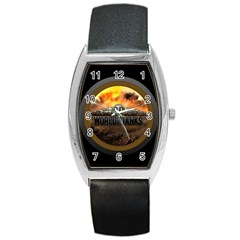 World Of Tanks Wot Barrel Style Metal Watch