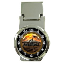 World Of Tanks Wot Money Clip Watches by Samandel
