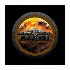 World Of Tanks Wot Medium Glasses Cloth by Samandel
