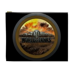 World Of Tanks Wot Cosmetic Bag (xl)