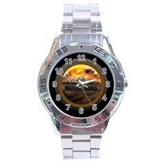 World Of Tanks Wot Stainless Steel Analogue Watch