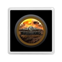 World Of Tanks Wot Memory Card Reader (square)