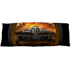 World Of Tanks Wot Body Pillow Case Dakimakura (two Sides)