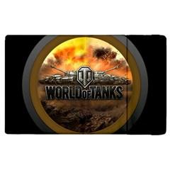 World Of Tanks Wot Apple Ipad 2 Flip Case