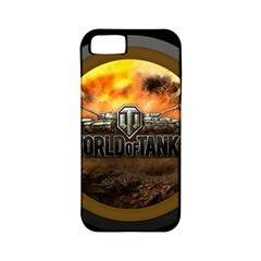 World Of Tanks Wot Apple Iphone 5 Classic Hardshell Case (pc+silicone)