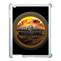 World Of Tanks Wot Apple Ipad 3/4 Case (white)