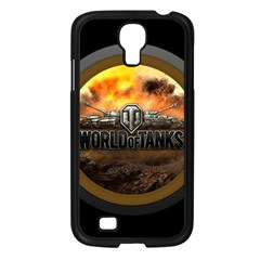 World Of Tanks Wot Samsung Galaxy S4 I9500/ I9505 Case (black)