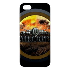 World Of Tanks Wot Iphone 5s/ Se Premium Hardshell Case