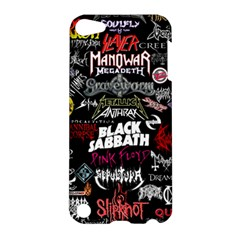 Metal Bands College Apple Ipod Touch 5 Hardshell Case