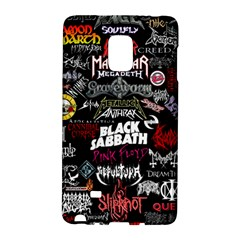 Metal Bands College Galaxy Note Edge by Samandel