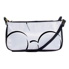 Harry Potter Inspired Lightning Glasses Symbol Shoulder Clutch Bags