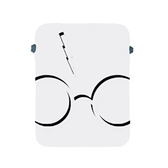 Harry Potter Inspired Lightning Glasses Symbol Apple Ipad 2/3/4 Protective Soft Cases