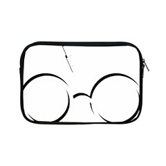 Harry Potter Inspired Lightning Glasses Symbol Apple Ipad Mini Zipper Cases