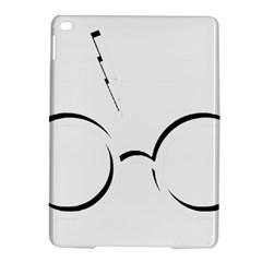 Harry Potter Inspired Lightning Glasses Symbol Ipad Air 2 Hardshell Cases