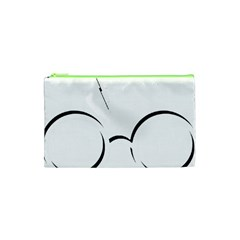 Harry Potter Inspired Lightning Glasses Symbol Cosmetic Bag (xs)