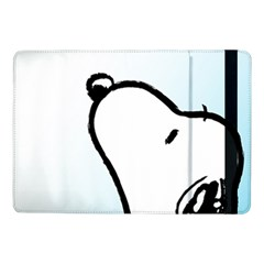 Snoopy Love Samsung Galaxy Tab Pro 10 1  Flip Case
