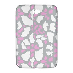 Pink Grey White Cow Print Samsung Galaxy Note 8 0 N5100 Hardshell Case