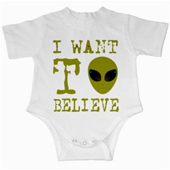 I Want To Believe Infant Creepers