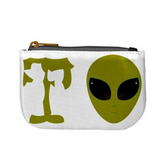 I Want To Believe Mini Coin Purses