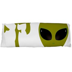 I Want To Believe Body Pillow Case Dakimakura (two Sides)