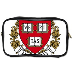 Harvard University Logo Toiletries Bags 2 Side by Samandel